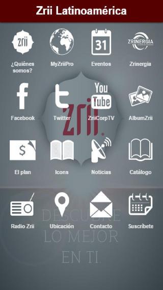 Zrii Latinoamérica