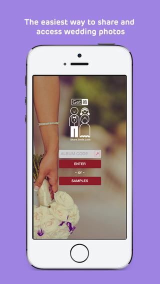 Get婚 - Get Married - The Wedding Photo Sharing App