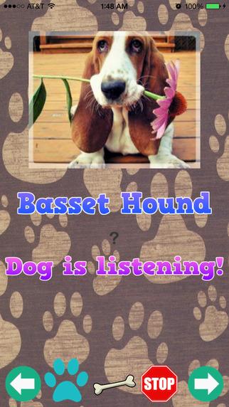 Dog Bark Kids Fun Educational App- Learn Names of Breeds