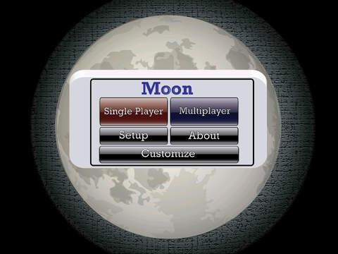 Texas Moon HD