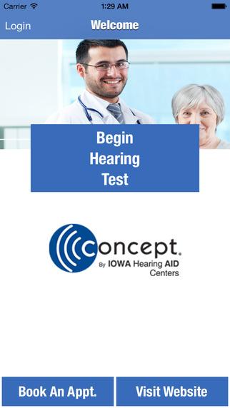 Hearing Test App