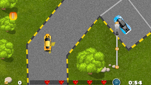 Super Racing Car Street Parking - amazing road driving skill game
