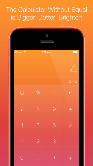 Numerical: Calculator Without Equal