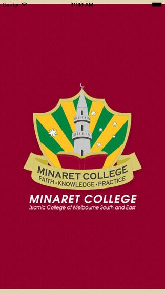 Minaret College - Skoolbag