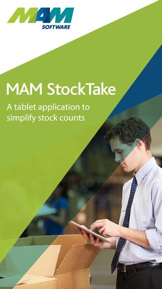 【免費商業App】MAM StockTake-APP點子