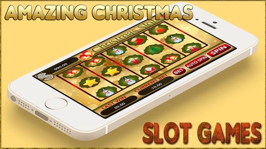 AA+ Amazing Christmas Slots