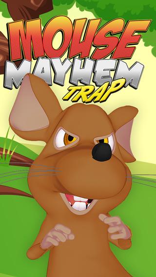 Mouse Mayhem Trap: No Escape Pro