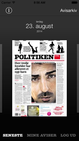 Politiken e-avisen