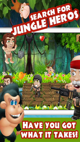 Monkey's Revenge Pro: Little Jungle Raiders