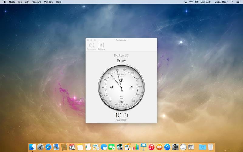 Barometer Screenshot - 1
