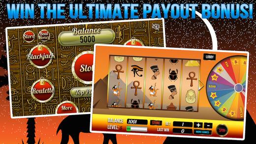 Pyramid Jackpot with Poker Blitz Blackjack Mania and More