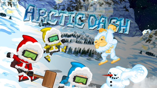 Arctic Dash – Merry Christmas Snow Run