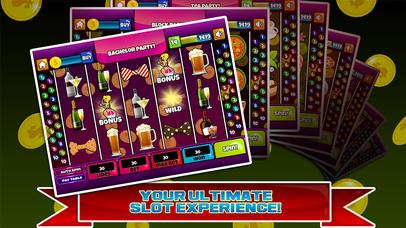 Screenshot 2 Супервечеринка: многорядные игровые автоматы — выигрыш Игровой автомат «Большой в казино Лас-Вегаса»