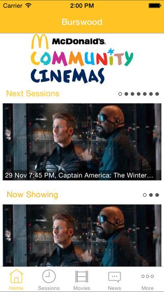 Community Cinemas