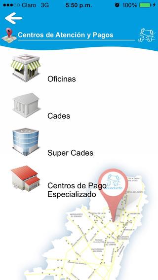 Oficina Móvil Acueducto Bogotá