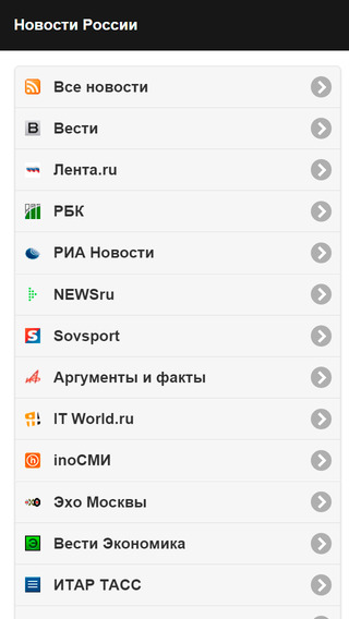RU News Pro. Новости России