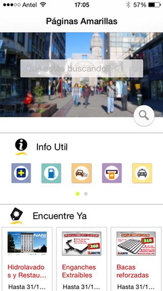 Páginas Amarillas Uruguay