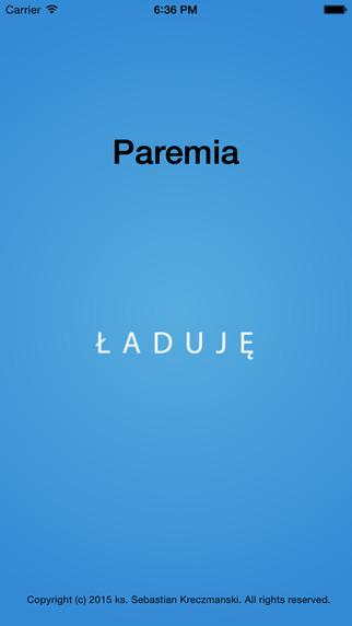 Paremia