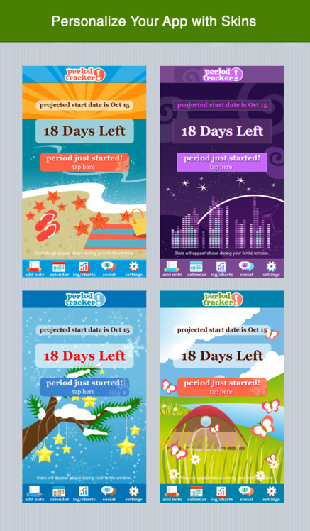 Period Tracker Deluxe - iPhone Mobile Analytics and App Store Data