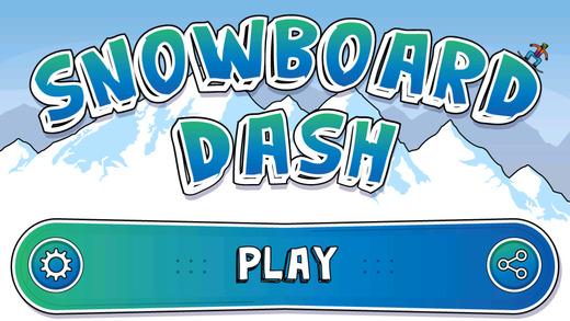 Snowboard Dash