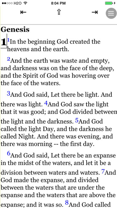 The Holy Bible DBY (Darby Bible) iPhone Screenshot 4
