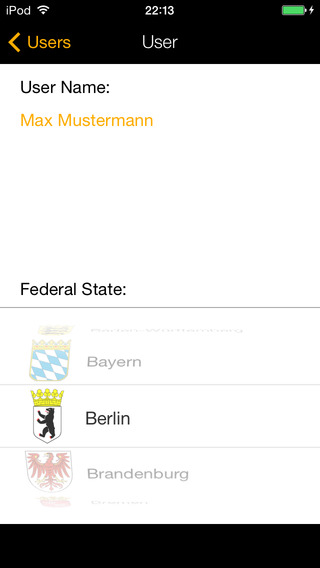 Einbürgerungstest Deutschland + iPhone Screenshot 5