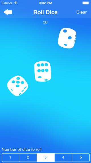 Random Number Generator + Apps for iPhone/iPad screenshot