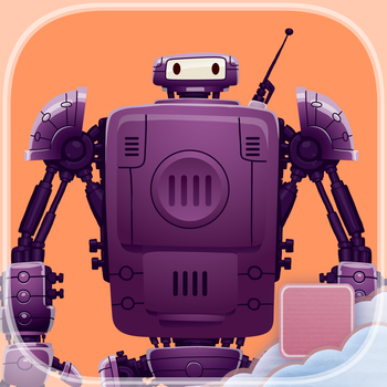 Robot Box - PRO - Slide Rows And Match Robots Super Puzzle Game 遊戲 App LOGO-APP試玩