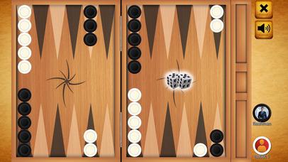 Screenshot 1 Backgammon — Tabla — online multiplayer