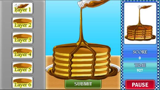 Pancake Stack Rush