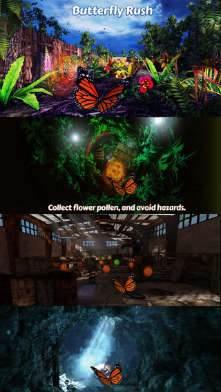 Butterfly Rush