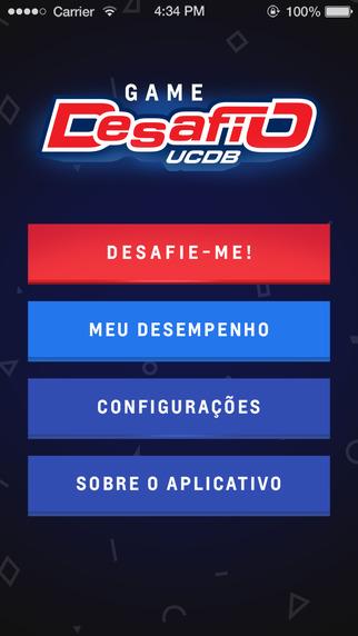 Desafio UCDB