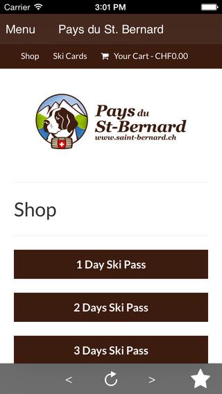 Pays du St. Bernard
