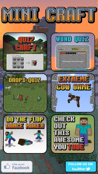 3 Quiz Craft - A free MINI Pocket Trivia Game