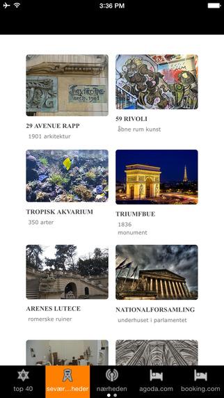 Paris Rejseguide af Tristansoft