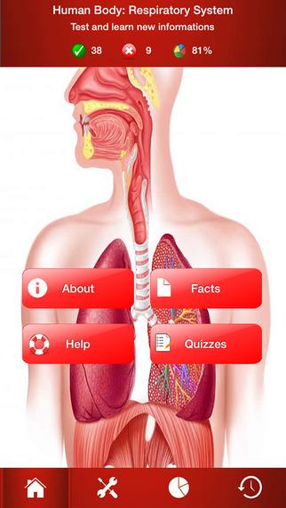 Human Body : Respiratory System Trivia