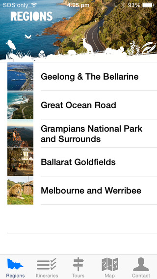Great Southern Touring Route Plus Videos Embedded