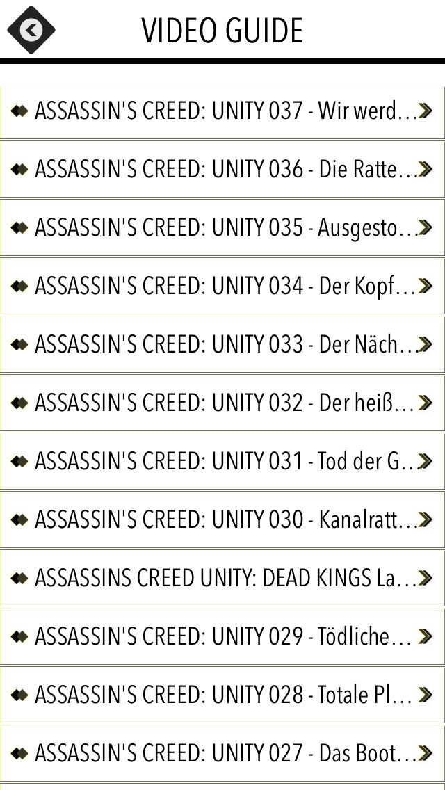 Complete Guide for Assassin's Creed Unity - Videos,Sequence & Make money