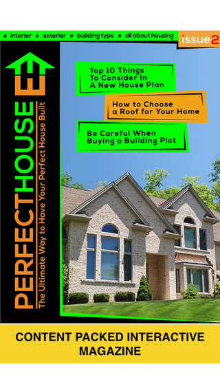 Perfect House - The Ultimate Way to have your Perfect house built