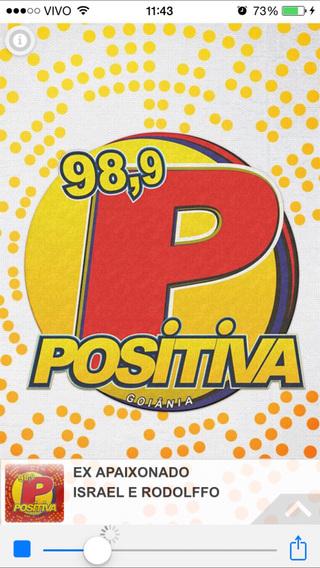 Rádio Positiva FM – Goiânia