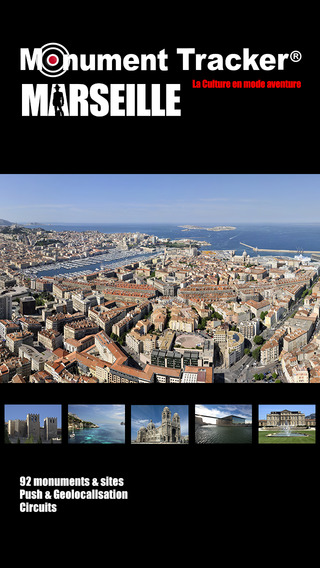 Marseille on the move by Monument Tracker