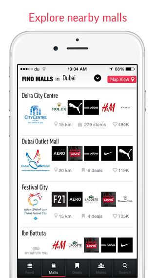 MallMate - Dubai's shopping mall guide