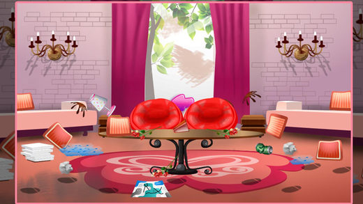 Princess Party Clean up – Little helper and home cleaning adventure game