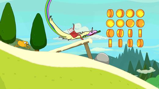 Ski Safari: Adventure Time screenshot