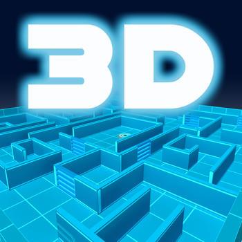 游戏のMAZE TOWER -立体迷路3D- LOGO-記事Game
