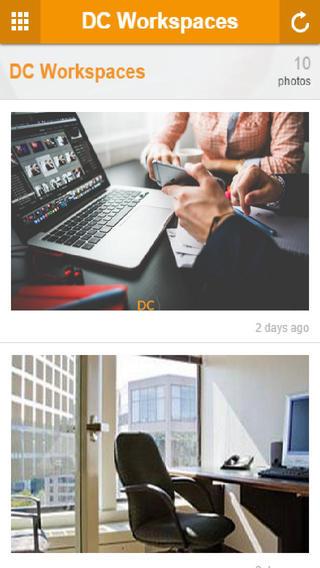 DC Workspaces
