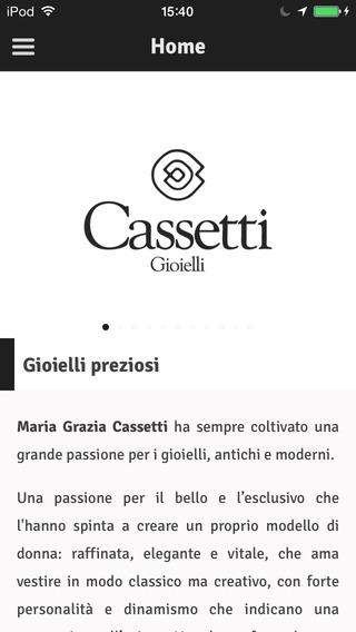 Cassetti Gioielli