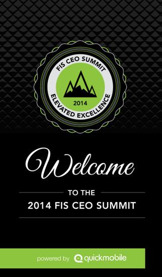 FIS CEO Summit