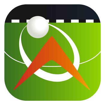 THSAProf - Handball Shot Analysis Statistics LOGO-APP點子
