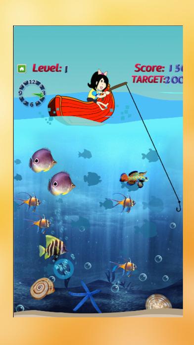 Fishing kids fun catch big fish for girls games di app store for Fishing games for girls